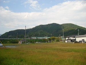 Around Makino Station...absolutely nothing
