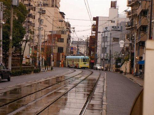 Hankai Streetcar